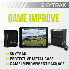 SkyTrak Launch Monitor with Game Improvement Plan