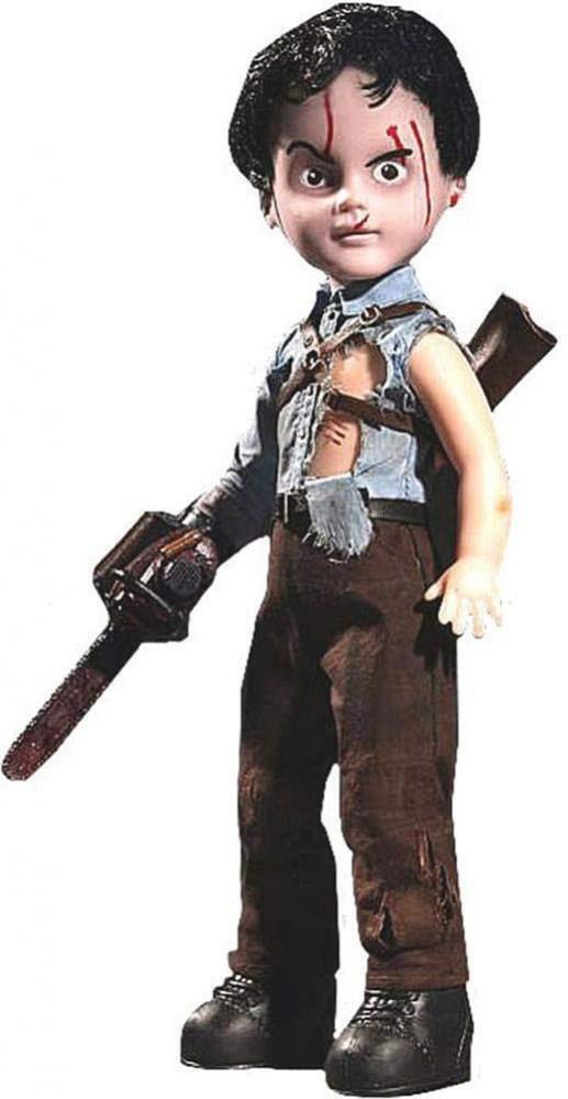 EVIL Dead 94170 LIVING doll presenta 2 Ash Figura