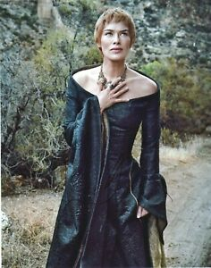 Lena-Headey-Game-of-Thrones-Autographed-Signed-8x10-Photo-COA-EF706