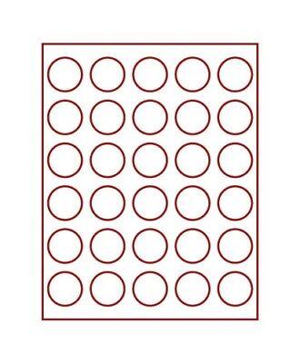 Attent Lindner 2106 Coin Box-gray / Red Insert Prijsafspraken Volgens Kwaliteit Van Producten