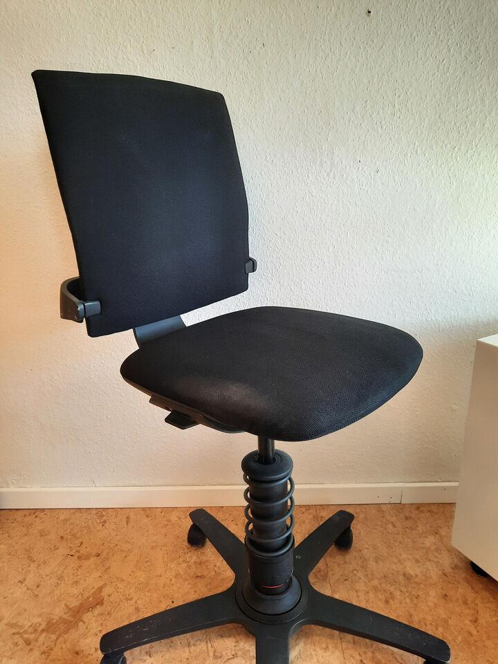 3Dee ergonomisk kontorstol med rygstøtte