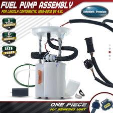 Fuel Pump Module /& Sending Unit For 1999-2002 Lincoln Continental V8 4.6L E2249M