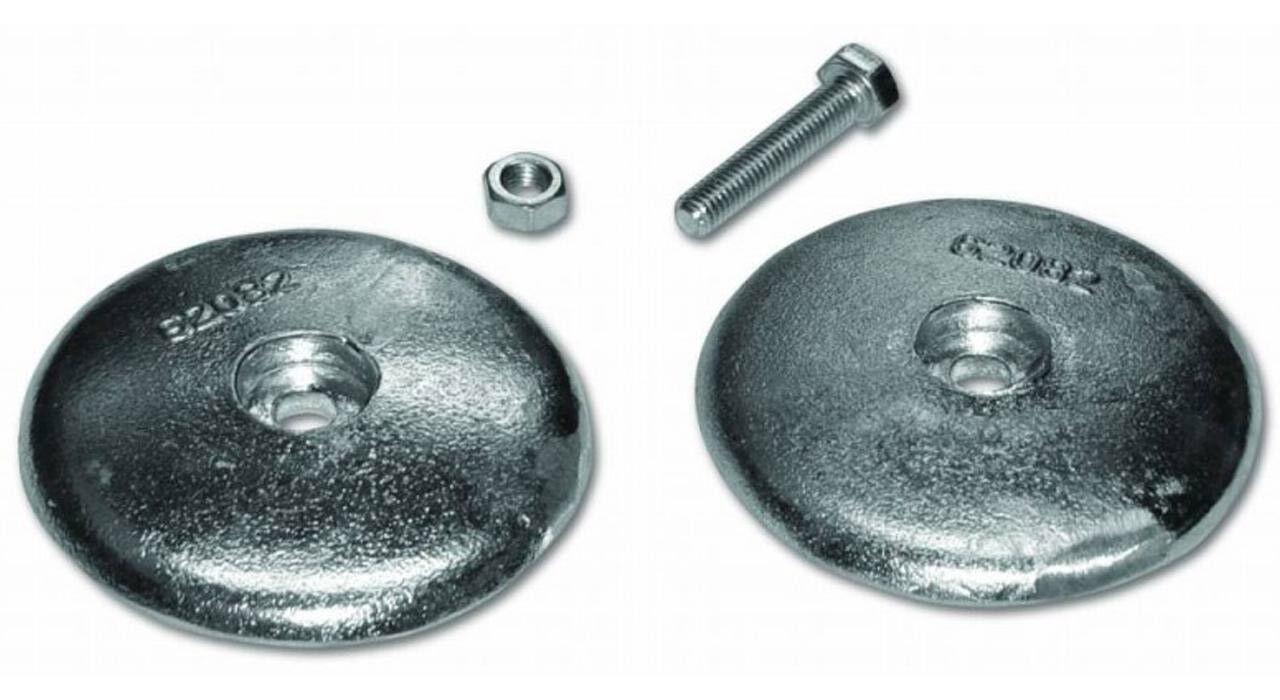 Navyline Magnesium Telleranode Ø110mm zweiteilig zweiteilig Ø110mm schwer Süßwasser Opferanode d47e1c