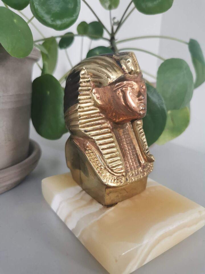 Meget flot egyptisk figur