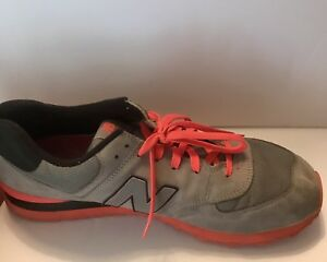 c4a381bb760 Men s New Balance Walking   Running Shoes Size 18D Good Used ...