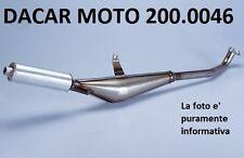 200.0046 MARMITTA COUNTRY POLINI GILERA CBA PIAGGIO BOSS - BRAVO - CBA - ECO SI