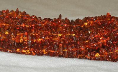 Baltic Amber Loose Beads Strand 7MM - 11MM One Strand ALLUREGEM  317