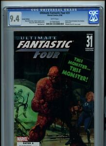 ULTIMATE-FANTASTIC-FOUR-31-Variant-CGC-9-4-Marvel-Zombies