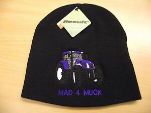 New Holland Beanie Wooley Hat