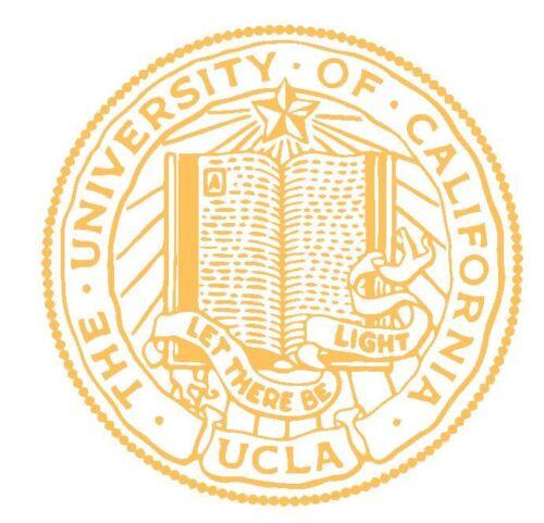 UCLA University of California Sticker Decal R5549 College