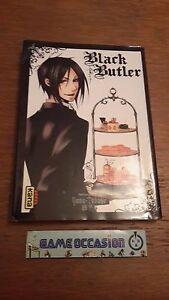 Details Sur Black Butler 2 Dark Kana Livre Bd Manga