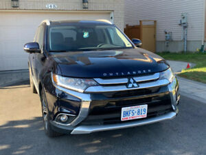 2017 Mitsubishi Outlander 4WD NEW LESS THAN 10k km