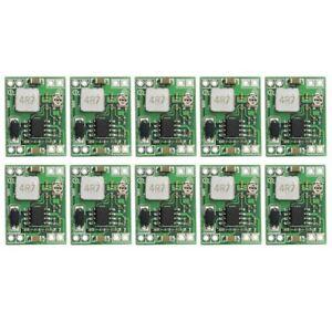 10-PCS-Mini-MP1584EN-DC-DC-Buck-Converter-3A-Power-Adjustable-Step-Down-Mod-D4M3