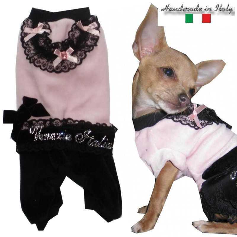 Luxury Brillianti Winter JOGGER Hundemantel Hundepullover  XXS-M Niki   | Neuheit