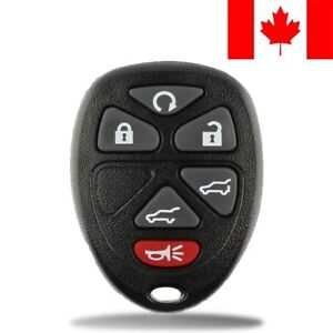 1x-New-Replacement-Keyless-Entry-Remote-Control-Key-Fob-For-GMC-Chevy-Cadillac