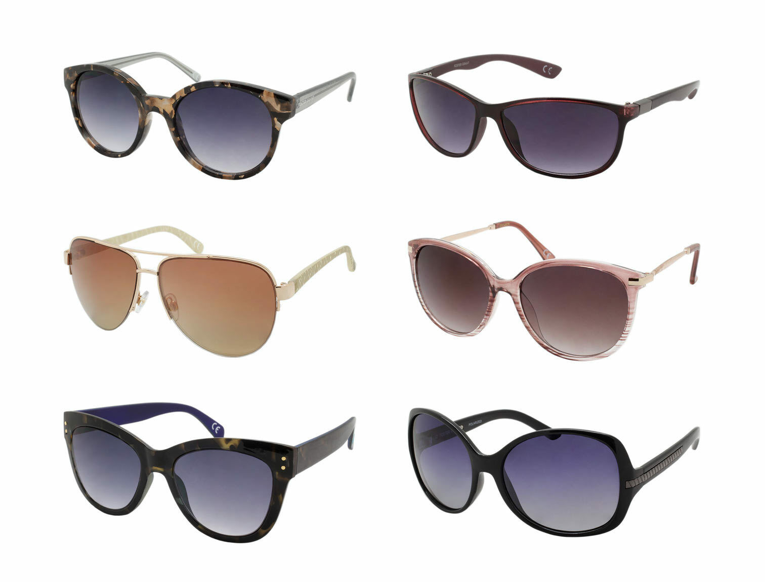 2f863abd95 Foster Grant Sunglasses Wholesale Assorted Styles for sale online