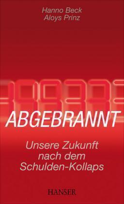 1 von 1 - Abgebrannt von Aloys Prinz und Hanno Beck (2011, Gebundene Ausgabe)
