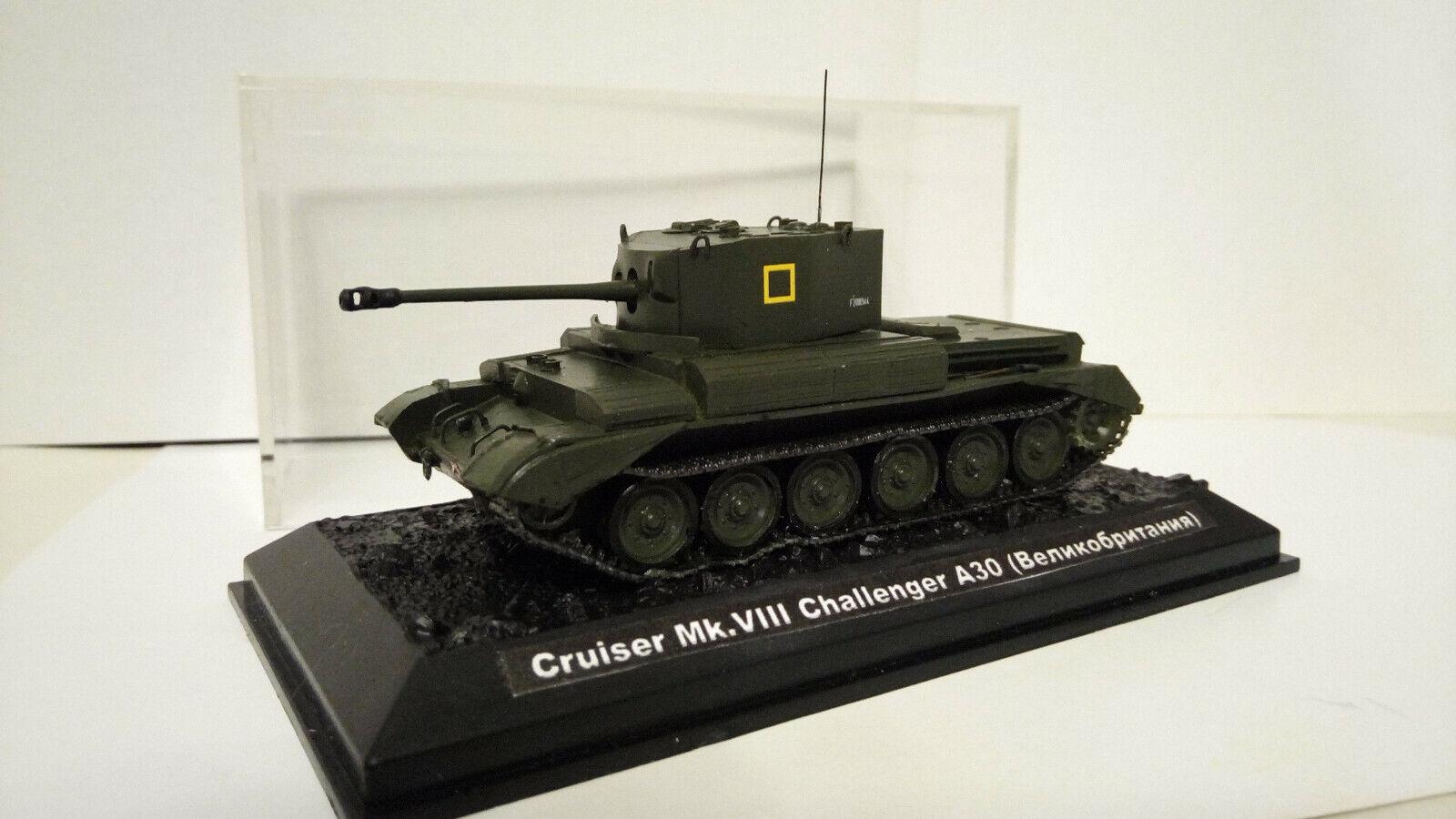 Cruiser tank mk. viii challenger a30 (1 72) resin