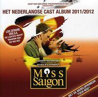 Various Artists, Miss Saigon - Miss Saigon [new Cd] Holland - Import on Sale