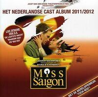 Various Artists, Miss Saigon - Miss Saigon [new Cd] Holland - Import on Sale