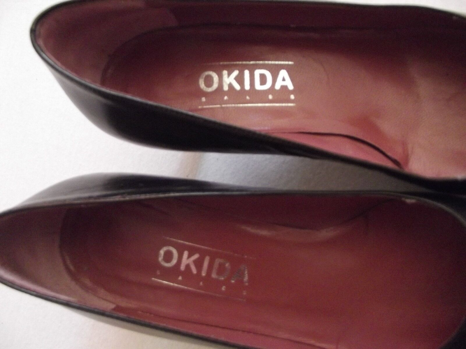 OKIDA Pumps Damen  Echtleder  Gr.36   Damen Handarbeit 02ef1e