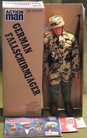 Vintage Action Man 40th Anniversary German Para Eagle Eye Boxed