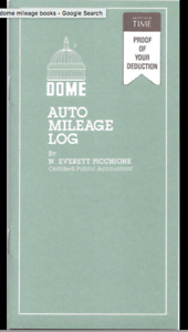 dome auto mileage log book 5 25 free shipping too sale buy 3 get