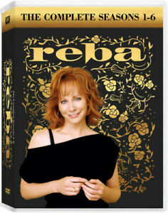 Reba-The-Complete-Series-18-Disc-DVD-NEW