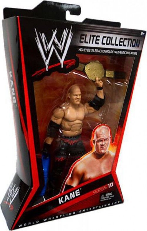 Elite Series 10 Kane Action Figure