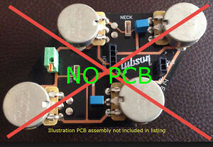 no pcb solution 2 quick connect adapters for gibson 5 wire ebay rh ebay com