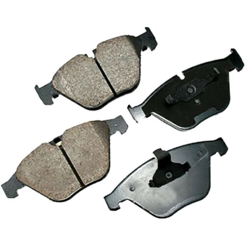 FRONT BRAKE PADS for BMW 323 328 335 525 528 530 535 545 550 645 745