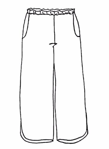 3g Nwot Linenbukser Floods Shirttail Khaki 2g Flax 1g Designs z67xB