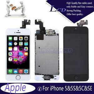 For-iPhone-SE-5-5S-LCD-Touch-Digitizer-Display-Screen-Replacement-Full-Assembly
