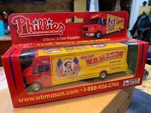 NEW-WB-Mason-Philadelphia-Phillies-Collectible-Truck