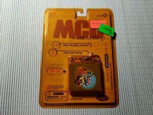 MCD MUSIC ON THE GO BACKSTREET BOYS mini cd  MUSIC KEYCHAIN St-85002