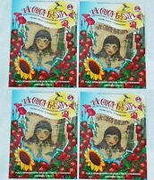4 La Chica Fresita Car/home Air Freshener Strawberry/fresa Deodorant/aromatizant