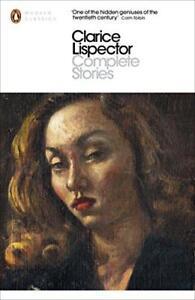 Trendmarkierung Komplettes Stories Von Lispector Neues Buch, penguin Modern Classics Clarice