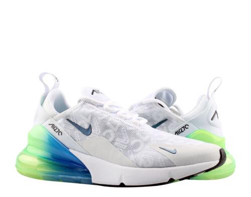 Nike Air Max 270 SE White//Lime Blast Grey Men/'s Lifestyle Shoes AQ9164-100