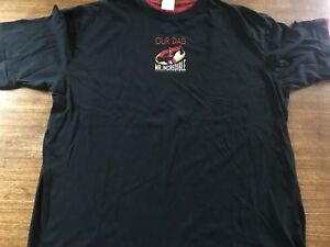 823b59eb Mr Incredible Dad Retro T-Shirt XL Mens Disney Pixar The Incredibles ...