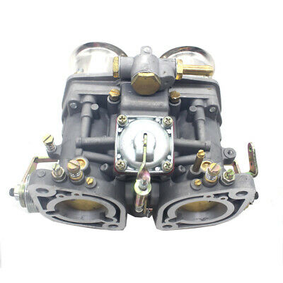 48IDF Carburetor Chrome alcohol For Bug//Beetle//VW//Fiat//Porsche solex weber fajs