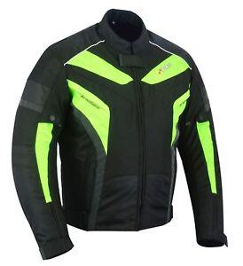 Moto-Textile-Veste-Moto-Veste-Hommes-Impermeable-Coupe-Vent-Motard-Veste