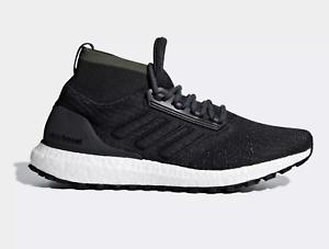 Adidas-UltraBoost-All-Terrain-CM8256-Carbon-Black-Men-SZ-7-5-13