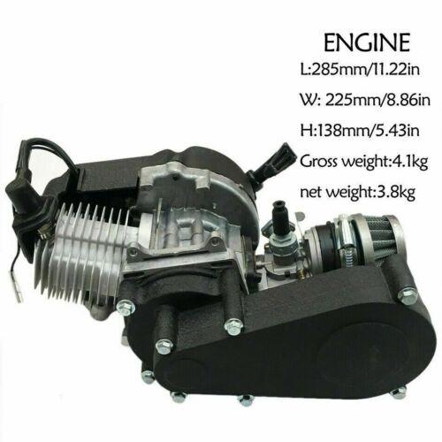 Chain Sprocket /& Hub 49cc engine motor Details about  /Drift Trike Go Kart Rear Shaft Axle Kit