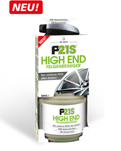 High End Felgenreiniger Dr. Wack NEU - P21S #1230