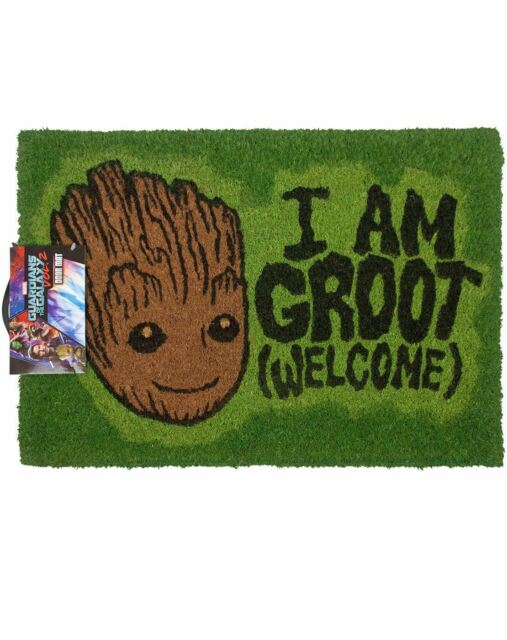 Marvel Comics I am Groot Wire Ring New NOS Box Guardians of The Galaxy Sterling