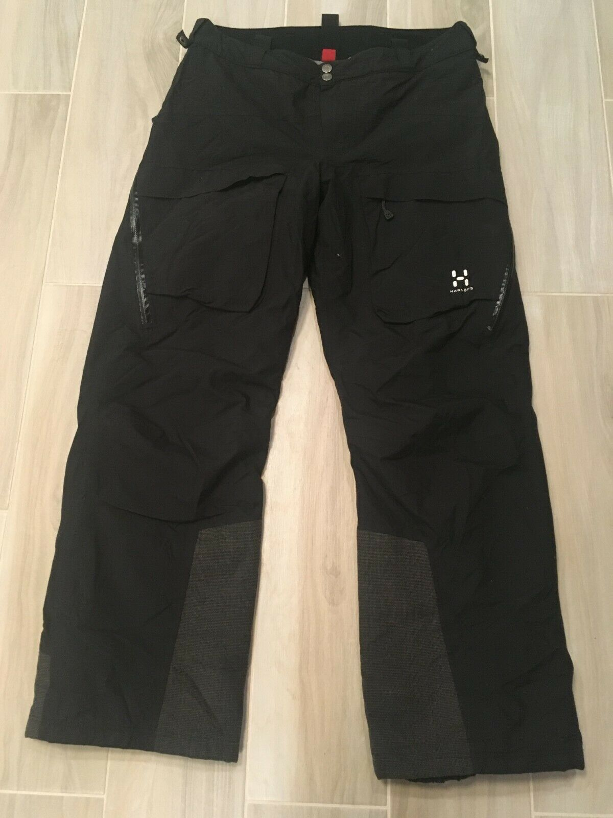 Haglöfs Gore-Tex Hiking Pants Trekking Primaloft Insulation Women's Size M