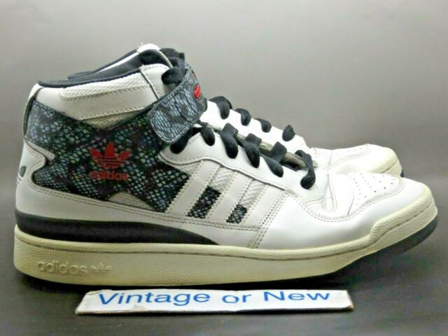 Men's Adidas Forum Mid Year of The Snake Basketball Shoes G65717 sz 11
