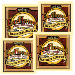 Ernie-Ball-Earthwood-Silk-and-Steel-For-Acoustic-Guitar-Strings-All-Gauges