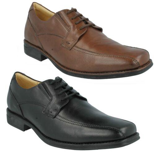 Homme Anatomic /& Co en Cuir à Lacets Formel Travail Confort Gel Taille Chaussures PLATINA