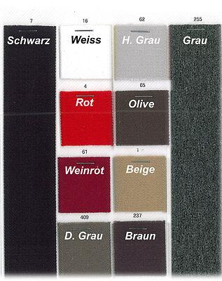 Hosenträger 6 Stark Clips Farbe & Länge Wählbar 3,5cm Breit